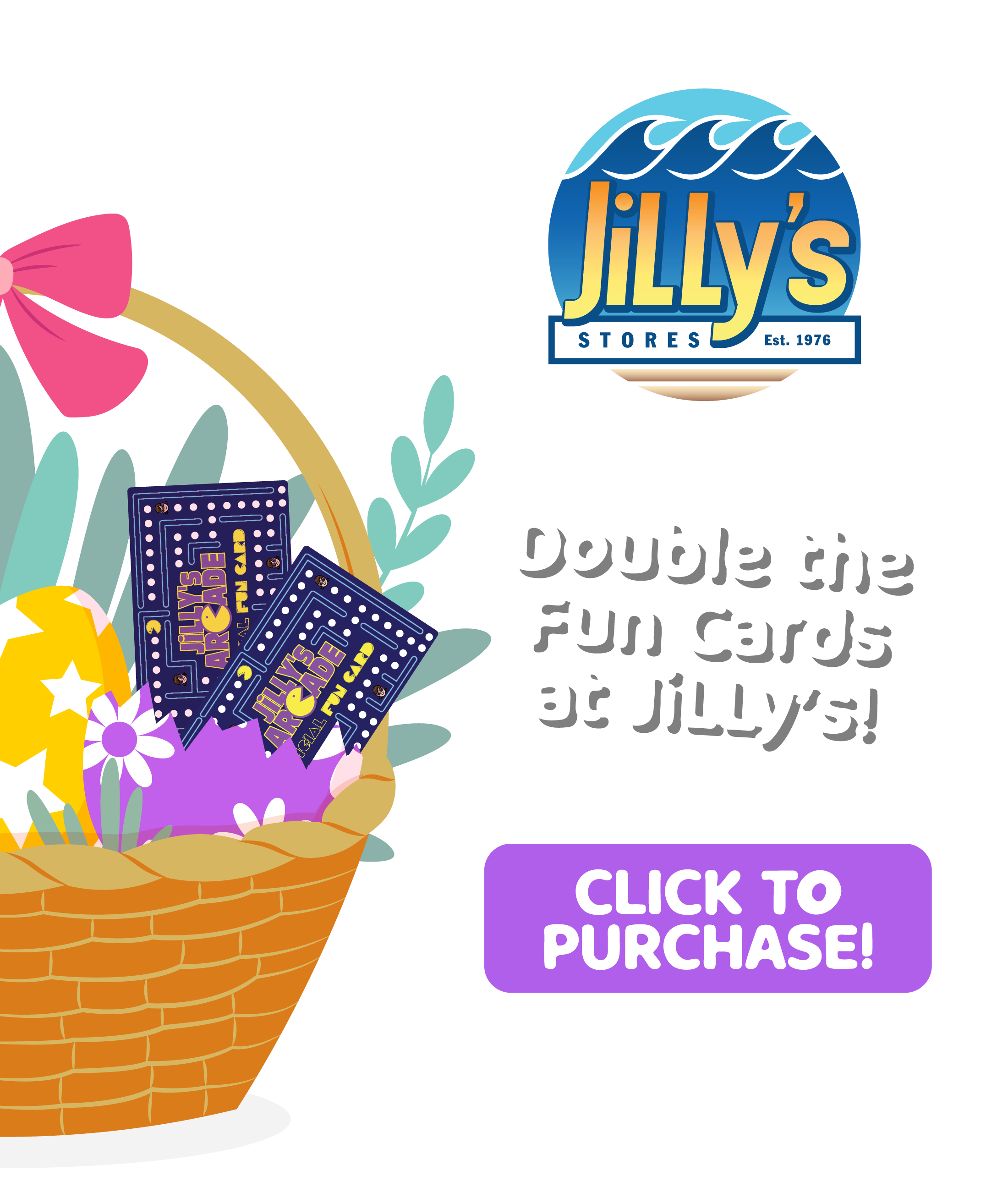JiLLy's Double the Fun Cards! Click Here To Purchase.